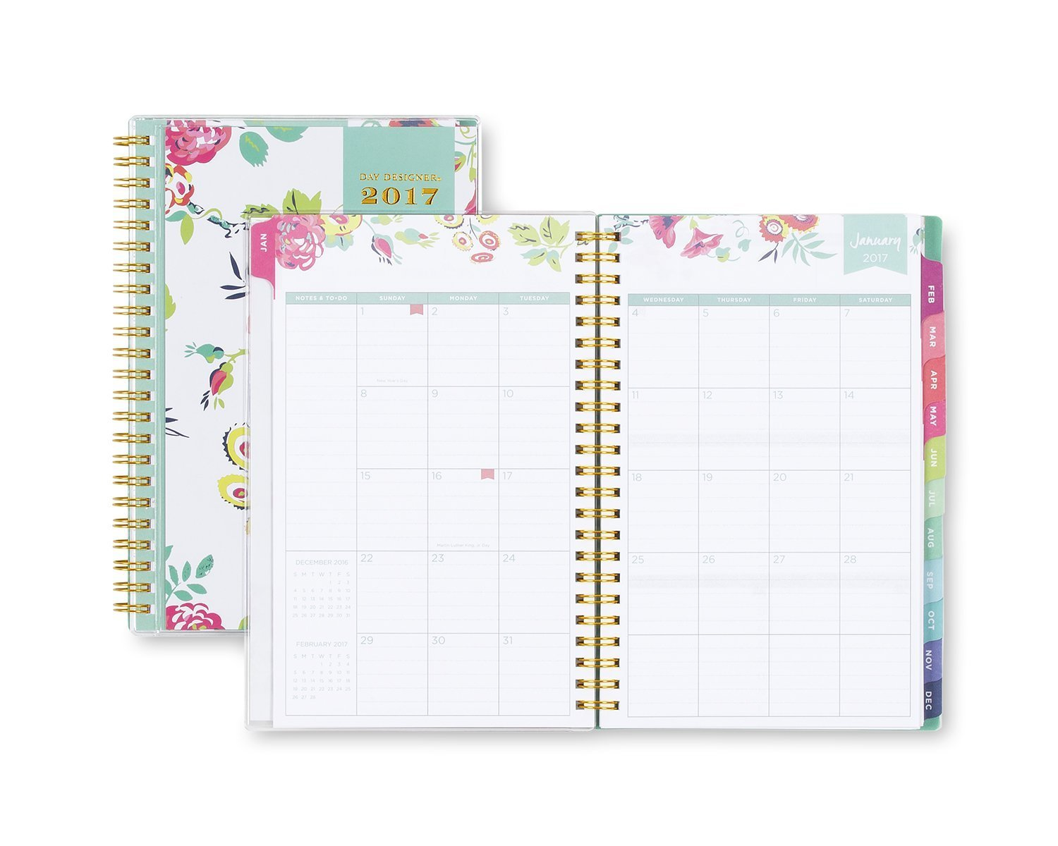 Pretty Planner - perfect for making coffee dates and meeting appointments at conferences.