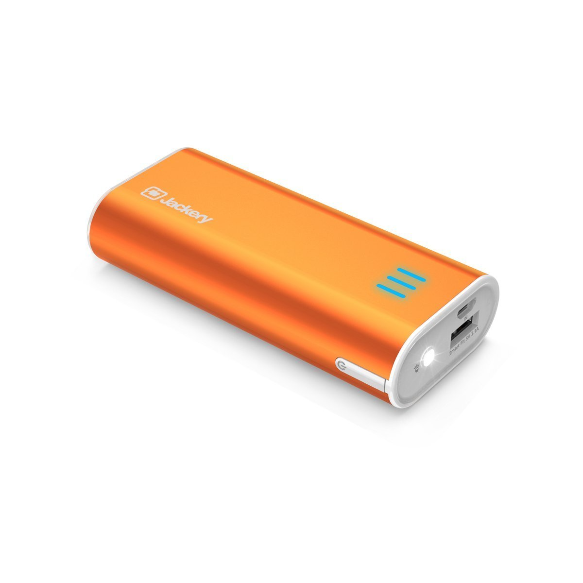 The perfect portable charger for blogging conferences! Small, lightweight, and bright orange! - http://amzn.to/2j9hrzJ